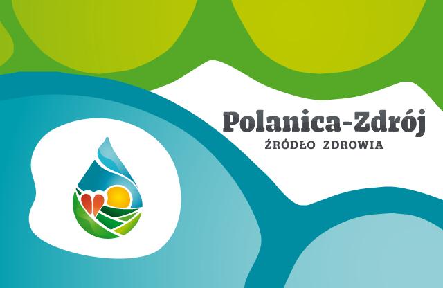 Grafika aplikacji mobilnej gminy Polanica-Zdrój